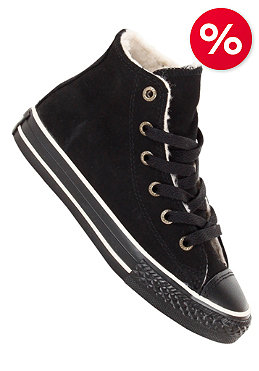 CONVERSE Kids Chuck Taylor AS Shearling black