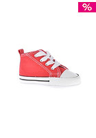 CONVERSE Kids First Star Hi red