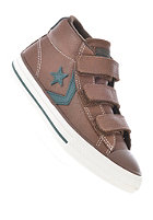 CONVERSE Kids Star Player 3V Mid pinecone