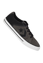 CONVERSE Ledge Star Ox Suede charcoal/black