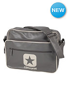 CONVERSE Pocketed Reporter Color Up Bag charcoal