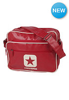 CONVERSE Pocketed Reporter Color Up Bag chilipepper