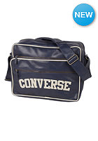 CONVERSE Pocketed Reporter Heritage PU Bag athl.navy