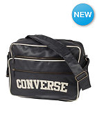 CONVERSE Pocketed Reporter Heritage PU Bag jet black