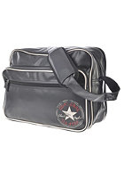 CONVERSE Pocketed Vintage Reporter Bag jet black