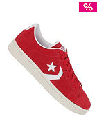 CONVERSE Pro Leather Ox Suede varsity red/white