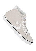 CONVERSE Pro Leather Vulc Mid Suede varporous grey/white-limestone