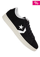 CONVERSE Pro Ox Suede black/white