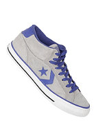 CONVERSE Rune Pro II Mid Suede limestone/deep ultramarine/white
