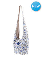 CONVERSE Sling Tote Shopper Bag hawaiian print