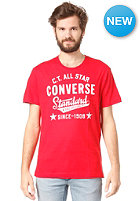 CONVERSE Standard Crew S/S T-Shirt =642 red