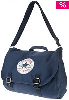 CONVERSE Vintage Patch Canvas Flapbag dark blue