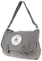 CONVERSE Vintage Patch Canvas Flapbag medium grey