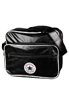 CONVERSE Vintage Patch PU Shoulder Bag black