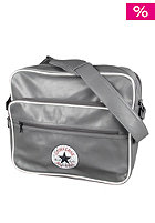 CONVERSE Vintage Patch PU Shoulder Bag medium grey