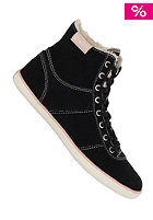 CONVERSE Womens All Star Charter Mid Suede black