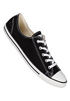 CONVERSE Womens All Star Dainty Ox Tex black