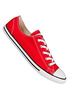CONVERSE Womens All Star Dainty Ox Tex varsity red