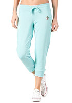 CONVERSE Womens AWK Check Patch CRPD Knit Pant Aqua Sky