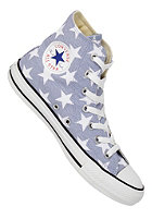 CONVERSE Womens Chuck Taylor All Star Basic Star Hi Canvas mirage gray/white