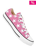 CONVERSE Womens Chuck Taylor All Star Basic Star Ox Canvas carmine rose/white