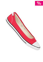 CONVERSE Womens Chuck Taylor All Star Dainty Ballerina Slip Ox Canvas varsity red