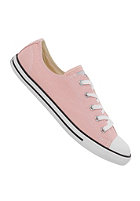 CONVERSE Womens Chuck Taylor All Star Dainty Basic Ox Canvas impatiens pink