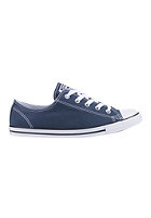 CONVERSE Womens Chuck Taylor All Star Dainty Ox athletic nav