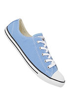 CONVERSE Womens Chuck Taylor All Star Dainty Ox Canvas coralina blue