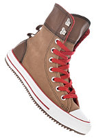 CONVERSE Womens Chuck Taylor All Star Elsie Rolldown X-HI pinecone