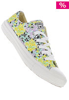 CONVERSE Womens Chuck Taylor All Star Floral Ox Cotton wht/multi