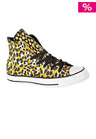 CONVERSE Womens Chuck Taylor All Star Hi Animal Print old gold