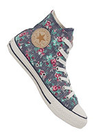 CONVERSE Womens Chuck Taylor All Star Hi Canvas dark denim