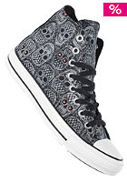CONVERSE Womens Chuck Taylor All Star Hi jet black