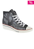 CONVERSE Womens Chuck Taylor All Star Hi Ness Hi Tex blk/wht