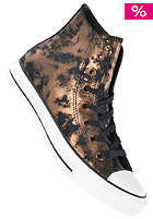 CONVERSE Womens Chuck Taylor All Star Hi rich gold/jet black