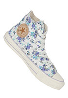 CONVERSE Womens Chuck Taylor All Star Hi Textile floral natural