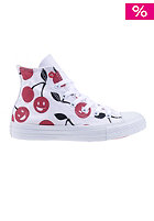 CONVERSE Womens Chuck Taylor All Star Hi white/days a