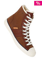 CONVERSE Womens Chuck Taylor All Star Lady Hi Lea brown