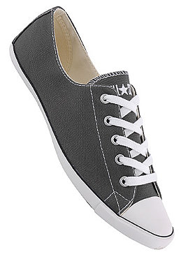 CONVERSE Womens Chuck Taylor All Star Light Ox charcoal