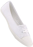 CONVERSE Womens Chuck Taylor All Star Light Skimmer Canvas white/white