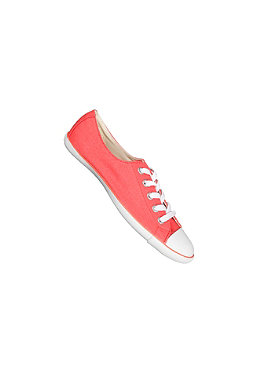 CONVERSE Womens Chuck Taylor All Star Ligth Ox Tex deep sea coral
