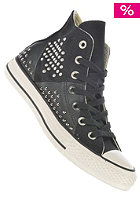 CONVERSE Womens Chuck Taylor All Star Muti Panel Hi Tex blk/slv