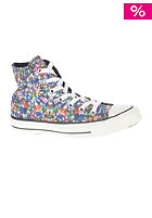 CONVERSE Womens Chuck Taylor All Star Photo Hi multi/white