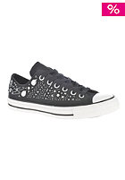 CONVERSE Womens Chuck Taylor All Star Rhinestone Ox Canvas blk