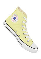 CONVERSE Womens Chuck Taylor All Star Seasonal Hi Canvas light yellow
