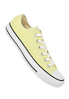 CONVERSE Womens Chuck Taylor All Star Seasonal Ox Canvas light yellow