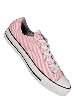 CONVERSE Womens Chuck Taylor All Star Stonewash Ox Tex strawberry pink/white