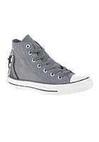 CONVERSE Womens Chuck Taylor All Star Tri Zip Hi admiral