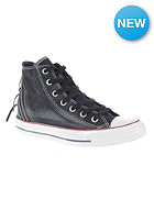CONVERSE Womens Chuck Taylor All Star Tri Zip Hi black
